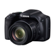 "Canon PowerShot SX530 HS 16 Megapixel Compact Camera - Black - 3"" LCD - 16:9 - 50x Optical Zoom - 4x - Optical (IS) - TTL - 4608 x 3456 Image - 1920 x 1080 Video - HDMI - PictBridge - HD Movie"