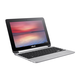 ASUS Chromebook Flip 10.1in Convertible 2 in 1 Touchscreen C100PA-DB02 (Rockchip, 4 GB, 16GB SSD, Silver)