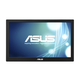 "Asus MB168B 15.6"" LED LCD Monitor - 16:9 - 11 ms - 1366 x 768 - 200 Nit - 500:1 - HD - USB - 5 W - Black, Silver - WEEE, RoHS"