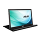 "Asus MB169B+ 15.6"" LED LCD Monitor - 16:9 - 14 ms - 1920 x 1080 - 200 Nit - 700:1 - Full HD - USB - Silver, Black - WEEE, RoHS"