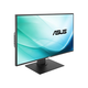 "ASUS PB328Q Black 32"" 4ms WQHD narrow-bezel LED Backlight LCD Monitor 300 cd/m2 100,000,000:1, 100% sRGB , Height & Pivot adjustable, built-in speakers"