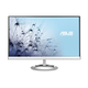 "ASUS MX239H Silver / Black 23"" 5ms (GTG) HDMI Widescreen LED Backlight LCD Monitor, IPS Panel 250 cd/m2 80,000,000:1"