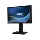 "Acer B226WL 22"" LED LCD Monitor - 16:10 - 5 ms - Adjustable Display Angle - 1680 x 1050 - 250 Nit - 100,000,000:1 - WSXGA+ - Speakers - DVI - VGA - 24.20 W - Black - TCO '06"