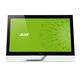 """Acer T232HL Abmjjz Black 23"""" Touchscreen Monitor IPS 300 cd/m2 100000000:1 Built-in Speakers"""