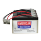 ABC Replacement Battery Cartridge - 7000 mAh - 12 V DC - Sealed Lead Acid - Maintenance-free - Hot Swappable - 3 Year Minimum Battery Life - 5 Year Maximum Battery Life - 3 Hour Recharge Time
