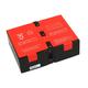 ABC RBC124 UPS Repacement Battery for APC - 9000 mAh - 12 V DC - Lead Acid - Maintenance-free/Sealed - Hot Pluggable - Hot Swappable - 3 Year Minimum Battery Life - 5 Year Maximum Battery Life