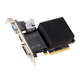 EVGA GeForce GT 710 Graphic Card - 954 MHz Core - 2 GB DDR3 SDRAM - PCI Express 2.0 x16 - Dual Slot Space Required - 64 bit Bus Width - Passive Cooler - OpenGL 4.5, DirectX 12, OpenCL
