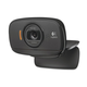 Logitech C525 Webcam - Black - USB 2.0 - 1 Pack(s) - 8 Megapixel Interpolated - 1280 x 720 Video - Auto-focus - Widescreen - Microphone