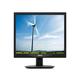 "Philips S-line 17S4LSB 17"" LED LCD Monitor - 5:4 - 5 ms - Adjustable Display Angle - 1280 x 1024 - 16.7 Million Colors - 250 Nit - 20,000,000:1 - SXGA - DVI - VGA"