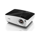 BenQ MX723 3D Ready DLP Projector - 720p - HDTV - 4:3 - Front, Ceiling - 260 W - NTSC, PAL, SECAM - 2000 Hour Normal Mode - 3500 Hour Economy Mode - 1024 x 768 - XGA - 13,000:1 - 3700 lm - HDMI - USB