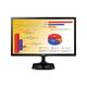 """LG 24MC37D-B 24"""" LED LCD Monitor - 16:9 - 5 ms - 1920 x 1080 - 16.7 Million Colors - 200 Nit - 5,000,000:1 - Full HD - DVI - VGA - 25 W - Black Hairline - TÜV, EPEAT"""