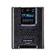 CyberPower Smart App Sinewave PR1500LCD 1500VA Mini-Tower UPS - 1500 VA/1050 W - 120 V AC - 8 Minute - Mini-tower - 8 Minute - NEMA 5-15P, 8 x NEMA 5-15R