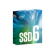 Intel SSD 600p Series 256GB M.2 2280 80mm NVMe PCIe 3.0 x4, 3D1 SSDPEKKW256G7X1