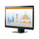 "HP Business P232 23"" LED LCD Monitor - 16:9 - 5 ms - 1920 x 1080 - 16.7 Million Colors - 250 Nit - 5,000,000:1 - Full HD - VGA - DisplayPort - 30 W - Black"