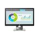 "HP Business E202 20"" LED LCD Monitor - 16:9 - 5 ms - 1600 x 900 - 250 Nit - 5,000,000:1 - HD+ - HDMI - VGA - DisplayPort - USB - 33 W - Black"