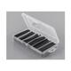 Monoprice Heat Shrink Tubing Kit, Black - 177 Pieces