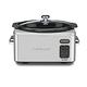 Cuisinart Stainless Steel 6-1/2-Quart Programmable Slow Cooker