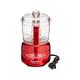 Cuisinart  Mini-Prep Plus Processor - Metallic Red - DLC-2AMR