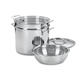 Cuisinart Chef's Classic Stainless 4-Piece 12-Quart Pasta/Steamer Set - 77-412