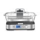 Cuisinart CookFresh Digital Glass Steamer - Stainless Steel - STM-1000