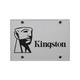 """Kingston SSDNow UV400 240 GB 2.5"""" Internal Solid State Drive - SATA - 550 MB/s Maximum Read Transfer Rate - 490 MB/s Maximum Write Transfer Rate"""