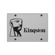 """Kingston SSDNow UV400 480 GB 2.5"""" Internal Solid State Drive - SATA - 550 MB/s Maximum Read Transfer Rate - 500 MB/s Maximum Write Transfer Rate"""