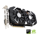 MSI Geforce GTX 1060 PCIE16 3GB GDDR5 DVI-D HDMI DP DUAL FAN