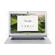 Acer CB3-431-C0AK 14-inch 1920X1080 Aluminum Chromebook Intel Celeron N3160 (1.60 GHz) 4 GB LPDDR3 Memory 32GB Flash SSD Chrome OS (Recertified)