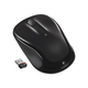 Logitech Wireless Mouse M325 - Optical - Wireless - Radio Frequency - Black - USB - Scroll Wheel
