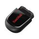 SanDisk 8GB Cruzer Fit USB 2.0 Flash Drive - 8 GB - USB 2.0 - Black - Encryption Support, Password Protection