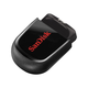 SanDisk 16GB Cruzer Fit USB Flash Drive - 16 GB - USB - Encryption Support, Password Protection