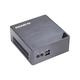 GIGABYTE BRIX GB-BSi7-6500 (rev. 1.0) 2 x 204Pin SO-DIMM Intel HD Graphics 520 Gray Mini / Booksize Barebone System