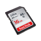 SanDisk Ultra 16 GB SDHC - Class 10/UHS-I - 80 MB/s Read