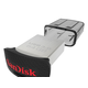 SanDisk Ultra Fit USB 3.0 Flash Drive - 64 GB - USB 3.0 - Password Protection, Encryption Support