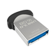 SanDisk Ultra Fit USB 3.0 Flash Drive - 16 GB - USB 3.0 - Password Protection, Encryption Support