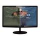 "Philips Monitor 247E6BDAD 24"" Class SoftBlue Full HD 1920x1080 2ms VGA DVI-D HDMI (MHL) Built-in 3Wx2 Speakers"