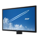 "Acer V246HQL 23.6"" LED LCD Monitor - 16:9 - 5 ms - 1920 x 1080 - 16.7 Million Colors - 300 Nit - 100,000,000:1 - Full HD - DVI - VGA - Black"