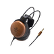 Audio-Technica ATH-W1000Z Audiophile Closed-back Dynamic Wooden Headphones - Stereo - Brown - Phono - Wired - 43 Ohm - 5 Hz 42 kHz - Gold Plated - Over-the-head - Binaural - Circumaural - 9.84 ft Cabl