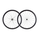 38mm Carbon Clincher Wheelset featuring Sapim CX-Ray Spokes (Refurbished)