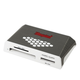 Kingston USB 3.0 High-Speed Media Reader - CompactFlash Type I, CompactFlash Type II, SD, SDHC, SDXC, microSD, microSDHC, microSDXC, Memory Stick PRO, Memory Stick Duo, Memory Stick PRO Duo, ... - USB