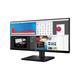 "LG 29UB67-B 29"" LED LCD Monitor - 21:9 - 5 ms - 2560 x 1080 - 16.7 Million Colors - 300 Nit - 5,000,000:1 - UW-UXGA - Speakers - DVI - HDMI - DisplayPort - USB - 37 W - Matte Black"