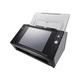 Fujitsu N7100 Sheetfed Scanner - 600 dpi Optical - 24-bit Color - 8-bit Grayscale - 25 - 25 - PC Free Scanning - Duplex Scanning - Ethernet