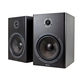 Monoprice 8-inch Powered Studio Multimedia Monitor Speakers (pair) (Open Box)