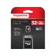 Gigastone 32 GB microSDHC - Class 10/UHS-I - 48 MB/s Read - 1 Card