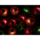 Monoprice 10 Count Spider Halloween String Light 11.5 ft