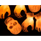 Monoprice 3 Count Skull and Hands Halloween Pathway Marker Light 4.5 Feet
