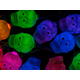 Monoprice 10 Count Color Changing Skull Halloween String Lights 11.5 ft