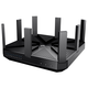 TP-LINK Archer C5400 IEEE 802.11ac Ethernet Wireless Router - 2.40 GHz ISM Band - 5 GHz UNII Band - 8 x Antenna(8 x External) - 5400 Mbit/s Wireless Speed - 4 x Network Port - 1 x Broadband Port - USB
