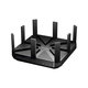 TP-LINK Talon AD7200 IEEE 802.11ad Ethernet Wireless Router - 2.40 GHz ISM Band - 5 GHz UNII Band - 9 x Antenna(1 x Internal/8 x External) - 7372.80 Mbit/s Wireless Speed - 4 x Network Port - 1 x Broa