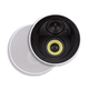 Monoprice Caliber Ceiling Speakers 6.5in Fiber 3-Way with Concentric Mid/Highs (pair) (Open Box)